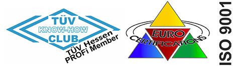 Logo ISO 9001 - 1